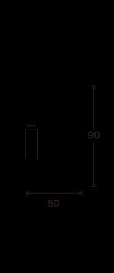 製品縮尺図
